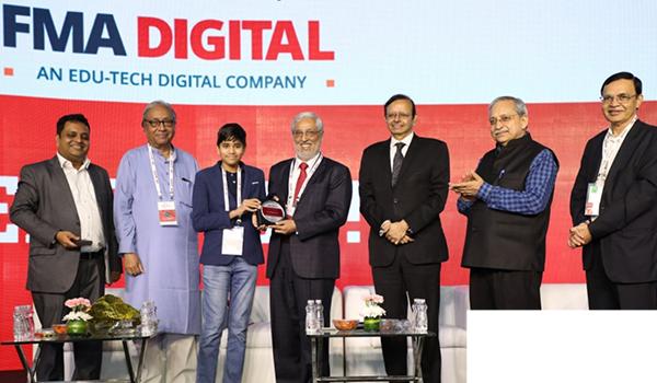 Young Innovator Award_ 2019 at the ASMA Annual Convention & Awards 2019